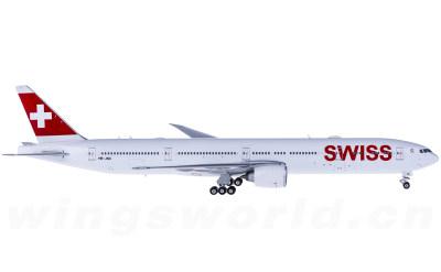 Phoenix 1:400 Swiss 瑞士国际航空 Boeing 777-300ER HB-JNC