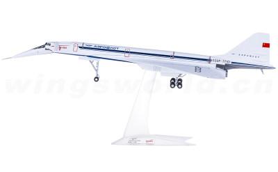 CCCP 苏联民航 Tupolev TU-144S CCCP-77101