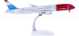 Norwegian Air Shuttle 挪威航空 Boeing 787-9 G-CKLZ