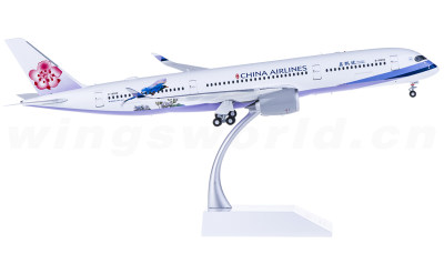 JC Wings 1:200 China Airlines 中华航空 Airbus A350-900 B-18908 蓝鹊号