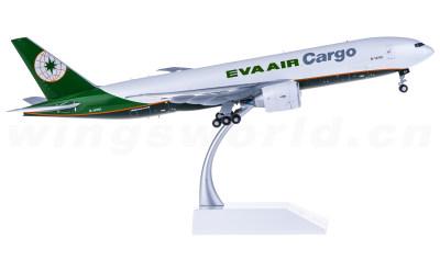 EVA Air 长荣航空 Boeing 777-200F B-16781 货机