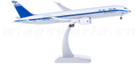 El Al 以色列航空 Boeing 787-9 4X-EDF 复古彩绘