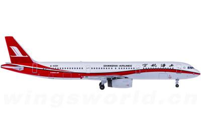 Wingsworld 1:400 Shanghai Airlines 上海航空 Airbus A321 B-6591