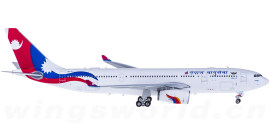 Nepal Airlines 尼泊尔航空 Airbus A330-200 9N-ALY