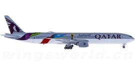 Qatar 卡塔尔航空 Boeing 777-300ER A7-BAX