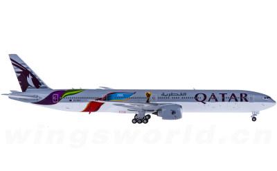 Phoenix 1:400 Qatar 卡塔尔航空 Boeing 777-300ER A7-BAX