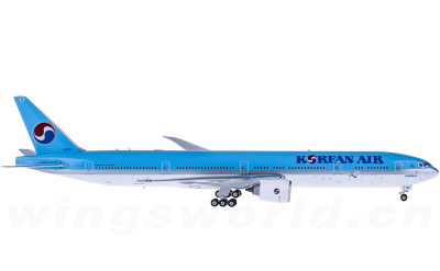 Korean Air 大韩航空 Boeing 777-300ER HL8010
