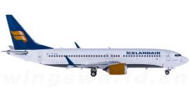 Icelandair 冰岛航空 Boeing 737 MAX 8 TF-ICU