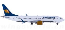 Icelandair 冰岛航空 Boeing 737 MAX 8 TF-ICY