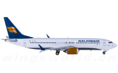 Icelandair 冰岛航空 Boeing 737 MAX 8 TF-ICY