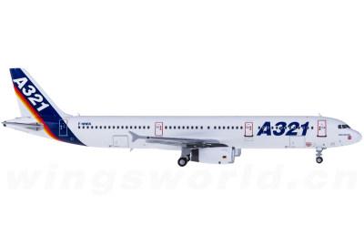 Airbus A321 F-WWIA