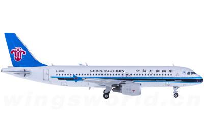 China Southern 中国南方航空 Airbus A320 B-6785