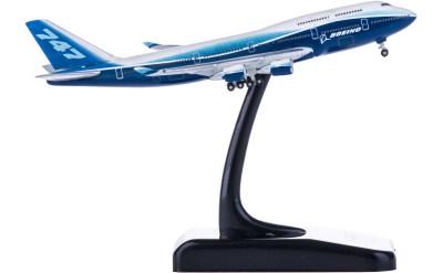 Hogan 1:1000 Boeing 747-400 波音梦想涂装