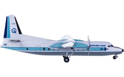 Quebecair Fairchild F-27 CF-QBA