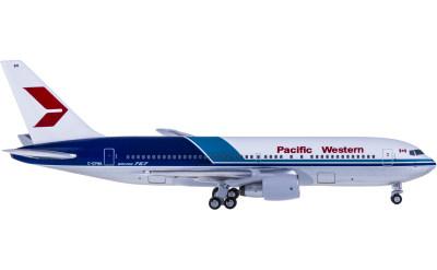 Pacific Western Boeing 767-200 C-GPWA