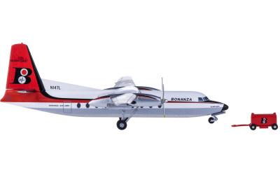 Bonanza Fairchild F-27 N147L
