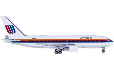 United Airlines 美国联合航空 Boeing 767-200 N613UA