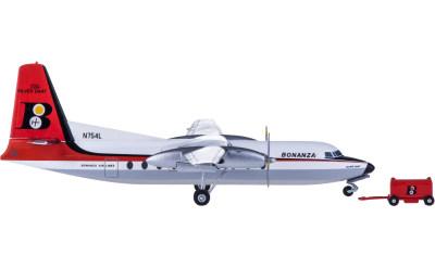 Bonanza Fairchild F-27 N754L