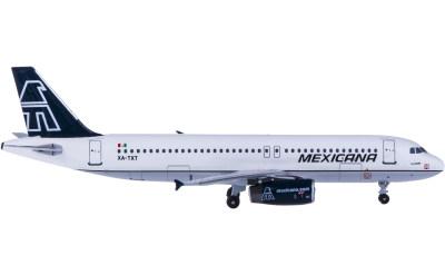 Mexicana 墨西哥航空 Airbus A320 XA-TXT