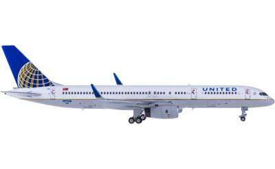 United Airlines 美国联合航空 Boeing 757-200 N17128
