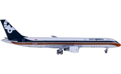 AeroPeru 秘鲁航空 Boeing 757-200 XA-SME