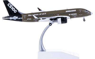 Bombardier CS100 C-GWYD