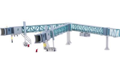 双通道廊桥