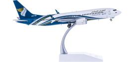 Oman Air 阿曼航空 Boeing 737 MAX 8 A4O-MA