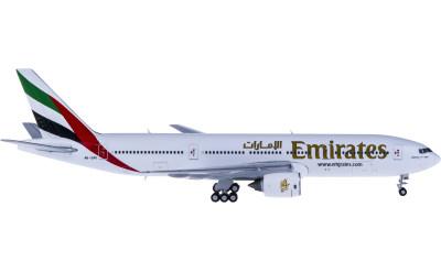 Geminijets 1:400 Emirates 阿联酋航空 Boeing 777-200ER A6-EMI