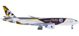Etihad Airways 阿提哈德航空 Boeing 777F A6-DDE