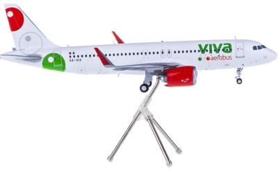 VivaAerobus Airbus A320neo XA-VIV