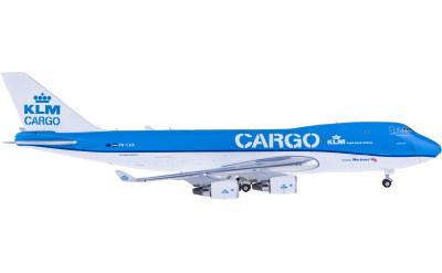 KLM 荷兰皇家航空 Boeing 747-400 PH-CKA