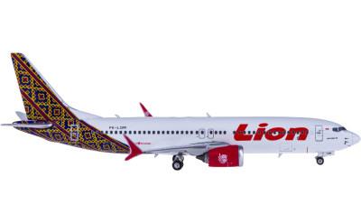 Lion Air 狮子航空 Boeing 737 MAX 8 PK-LQM