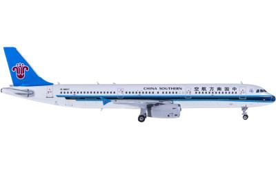 Phoenix 1:400 China Southern 中国南方航空 Airbus A321 B-6657