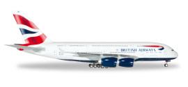 British Airways 英国航空 Airbus A380 G-XLEL