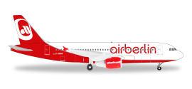 Air Berlin 柏林航空 Airbus A320 D-ABNW