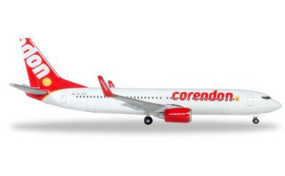 Herpa 1:500 Corendon Dutch Airlines Boeing 737-800 PH-CDH