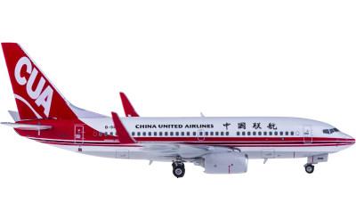 China United Airlines 中国联合航空 Boeing 737-700 B-5208