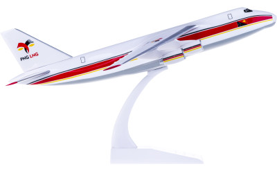 PNG LNG Antonov An-124