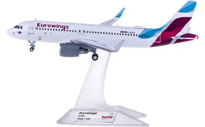 Eurowings 欧洲之翼航空 Airbus A320 D-AIZQ