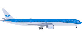 KLM 荷兰皇家航空 Boeing 777-300ER PH-BVB