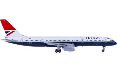 British Airways 英国航空 Boeing 757-200 G-BIKB