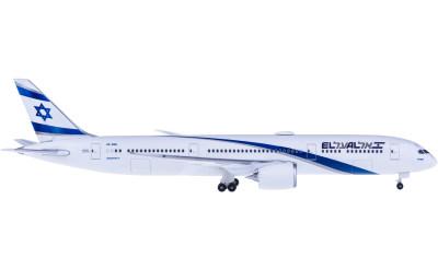 El Al 以色列航空 Boeing 787-9 4X-EDA