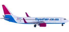 FlySafair 萨法航空 Boeing 737-800 ZS-SJS
