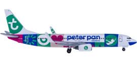 Transavia 泛航航空 Boeing 737-800 PH-HSI Peter Pan