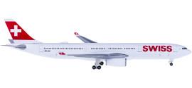 Swiss 瑞士国际航空 Airbus A330-300 HB-JHI