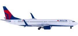 Delta Air Lines 达美航空 Boeing 737-900ER N834DN