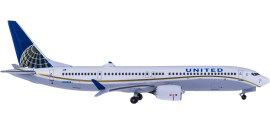 United Airlines 美国联合航空 Boeing 737 MAX 9 N37506