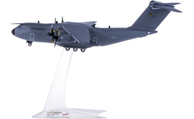 Herpa 1:200 Luftwaffe 德国联邦国防军空军 Airbus A400M Atlas 54 08