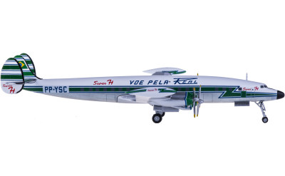 Real Lockheed L-1049 PP-YSC
